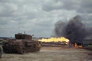 Kỳ dị cách quân Đồng Minh đưa xe tăng 'bơi' qua eo biển Manche (kỳ 2)