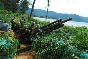 Oai hùng chặng đường 72 năm phát triển của pháo binh Việt Nam