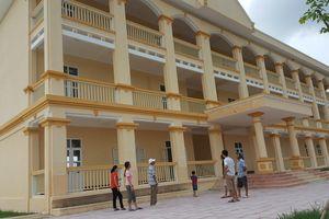Nghĩa An (Nam Định): Có trường học mà dân không vui