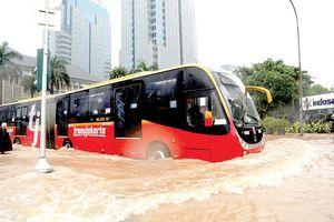Dời thủ đô vì lụt lội?