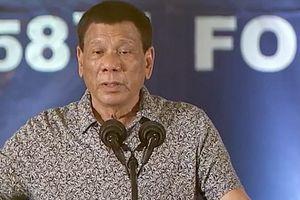 Ông Duterte nói thị trưởng Philippines bị bắn 'chết là đáng'