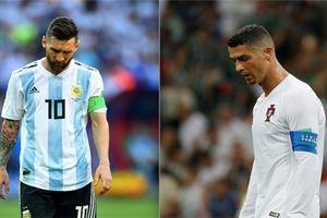 Khi tổ chức quá phụ thuộc vào một cá nhân nhìn từ thất bại của Messi, Ronaldo