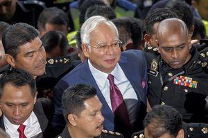 Tòa án Malaysia ấn định thời điểm xét xử cựu Thủ tướng Najib