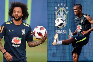 Tuyển Brazil đón liền 2 tin vui trước trận gặp Bỉ