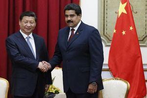 Bất đồng với Mỹ, Trung Quốc 'bơm' thêm 5 tỷ USD cho Venezuela