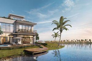 Khu dân cư cao cấp trên đảo đầu tiên của Hà Nội