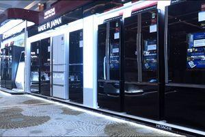 Hitachi ra mắt loạt sản phẩm tủ lạnh, máy giặt, máy hút bụi chủ lực trong năm 2018