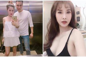 Vợ Việt Anh lên tiếng dằn mặt Quế Vân: 'La liếm ai thì la liếm, chừa mặt chồng em ra nhé'