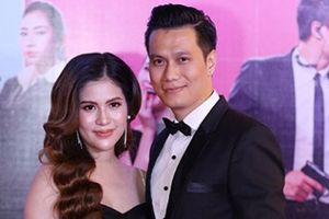 Sau vợ hot girl, Việt Anh lên tiếng về lùm xùm với Quế Vân