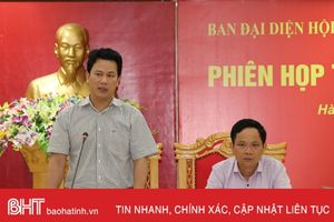 Dư nợ Ngân hàng Chính sách xã hội Hà Tĩnh đứng thứ 4 toàn quốc