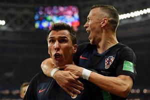 Cận cảnh Croatia giành chiến thắng lịch sử, lần đầu vào chung kết