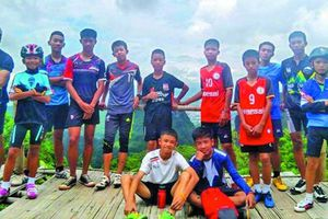 Tiết lộ lý do 13 thành viên đội bóng Thái Lan tiến vào trong hang sâu tới như vậy