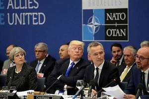 Hội nghị thượng đỉnh NATO: Ủng hộ Bộ Tứ Normandy, phát triển chính sách không gian
