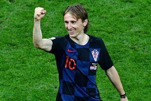 Modric: 'Coi thường Croatia, đây là cái giá truyền thông Anh phải trả'