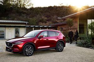 16.500 xe Mazda bán ra tại Việt Nam nửa đầu 2018