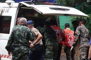 Chiến dịch giải cứu những thành viên còn lại của đội bóng nhí Thái Lan