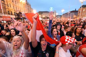 Quê nhà Luka Modric ở Croatia rạo rực đón chung kết World Cup
