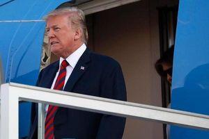 Tổng thống Donald Trump đã tới Phần Lan, sẵn sàng cho Hội nghị Thượng đỉnh Nga-Mỹ