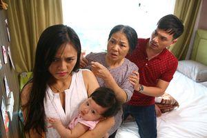 Cười ra nước mắt màn chia phần 'CON AI NGƯỜI ẤY CHĂM' của mẹ chồng bá đạo