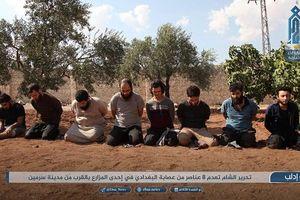 Syria: HTS hành quyết 8 thành viên IS ở Idlib