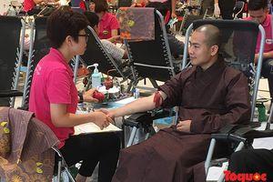 Giọt hồng tri ân 2018: Những người hiến máu 'đặc biệt'
