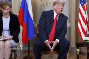 Phiên dịch của Tổng thống Trump bị yêu cầu ra tòa sau Hội nghị thượng đỉnh Mỹ-Nga