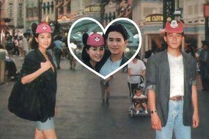 Tiết lộ ảnh hẹn hò thuở đôi mươi của Lưu Gia Linh – Lương Triều Vỹ