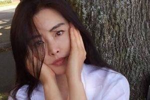 Nhan sắc gây shock của đại mỹ nhân Vương Tổ Hiền ở tuổi 51 sau khi gột rửa gương mặt 'thảm họa thẩm mỹ'