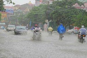 Dự báo thời tiết ngày 20/7: Hà Nội và nhiều tỉnh có mưa to và dông