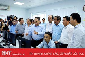 Thủ tướng Nguyễn Xuân Phúc: Đồng hành cùng Formosa khôi phục sản xuất - kinh doanh