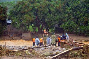 Tỉnh Yên Bái triển khai công tác khắc phục hậu quả mưa lũ