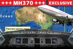 Nhận định sốc về máy bay MH370 mất tích của Malaysia