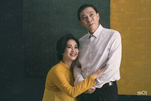Vợ chồng nghệ sĩ Lan Hương- Đỗ Kỷ: 40 năm tình son