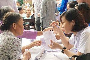 Khám bệnh, phát thuốc miễn phí cho hơn 500 người dân ở Đồng Lộc