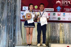 Kết thúc giải quần vợt ngành Du lịch Việt Nam 2018
