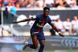 Con trai Tổng thống Liberia sút tung lưới Bayern Munich trong trận ra mắt của Buffon