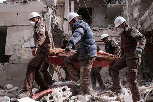 Vì sao 800 thành viên Mũ bảo hiểm trắng sơ tán khẩn cấp khỏi Syria tới Jordan?
