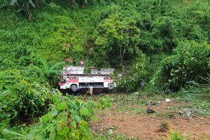 Xe giường nằm lao vực sâu ở Cao Bằng, 4 người chết