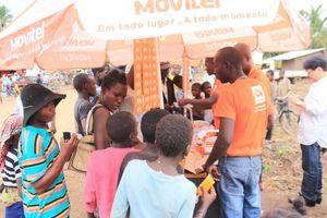 Trường học thân thiện với trẻ em ở Mozambique