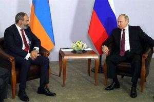 Nga cũng cấp vũ khí cho Armenia trị giá 200 triệu USD theo ngân sách cho vay đặc biệt