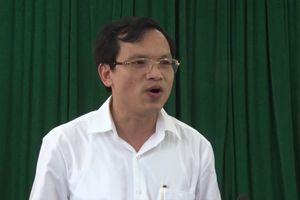 Cục trưởng Mai Văn Trinh: 'Sai phạm chấm thi ở Sơn La nghiêm trọng, phức tạp hơn Hà Giang'