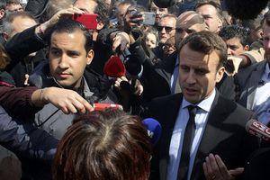 Văn phòng tổng thống Pháp tái cơ cấu do vụ vệ sĩ hành hung người biểu tình