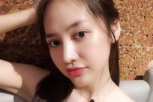 Linh Chi hạnh phúc khoe 'đổi đời' từ khi yêu Lâm Vinh Hải
