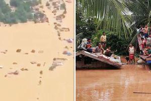 Thủ tướng Lào thông tin số người mất tích trong thảm họa vỡ đập thủy điện