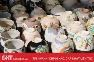 Từ bỏ công việc ổn định, 9x Hà Tĩnh khởi nghiệp với tiệm đồ trang trí