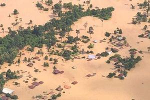 Nóng nhất hôm nay: Phát hiện vết nứt trên đập thủy điện Lào một ngày trước khi vỡ