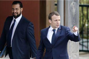 Tổng thống Pháp bị vạ lây vì bê bối của vệ sĩ