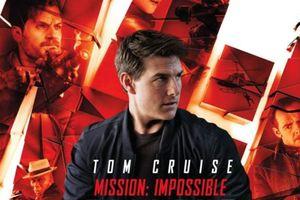 'Mission: Impossible - Fallout' của Tom Cruise: Phục hồi niềm tin đối với những bộ phim bom tấn mùa hè