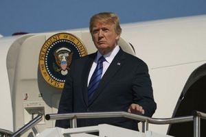 Nóng nhất hôm nay: Tổng thống Donald Trump nổi giận vì kênh CNN được bật trên Không lực Một