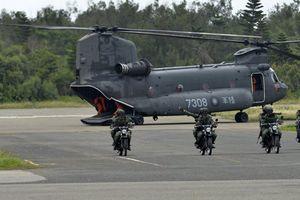 Trung Quốc cảnh báo Mỹ vì hợp tác quân sự với Đài Loan